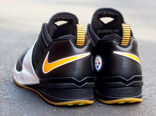 """Nike Zoom Revis """"Steelers"""""""