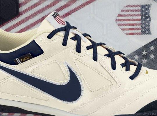 "Nike5 Gato Leather ""USA 100"""