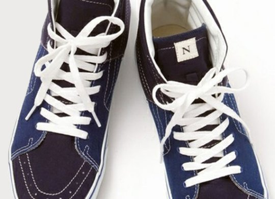 NVy by FAT x Beauty & Youth x Vans Sk8-Hi