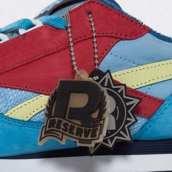 """96d38fa0a01 ... Packer Shoes x Reebok Classic Leather """"Aztec"""" and watch for them to  release tomorrow at spots including SNS. Advertisement. show comments"""