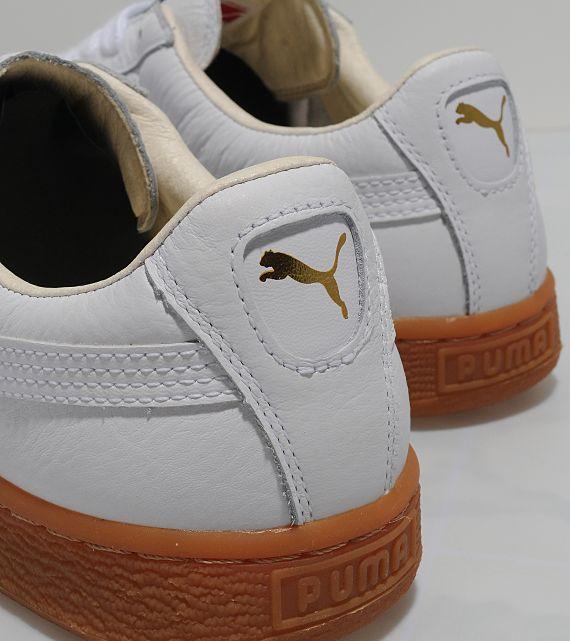Puma Basket Classic - White/Gum