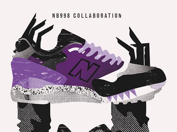 "Sneaker Freaker x New Balance 998 ""Tassie Devil"" Release"
