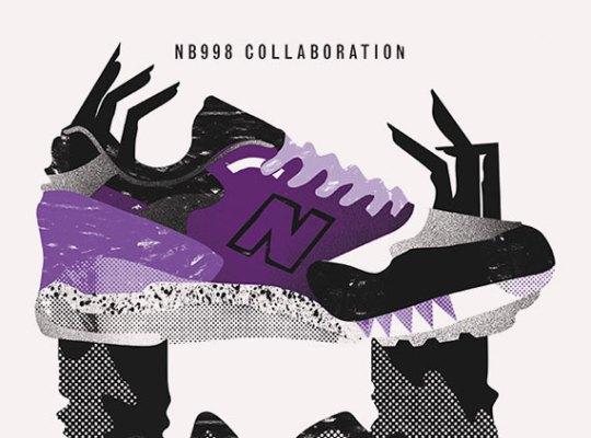"Sneaker Freaker x New Balance 998 ""Tassie Devil"" – Release Info"