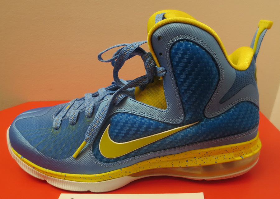 new style 12134 3cbd4 Nike LeBron 9 - Swin Cash PE on eBay - SneakerNews.com