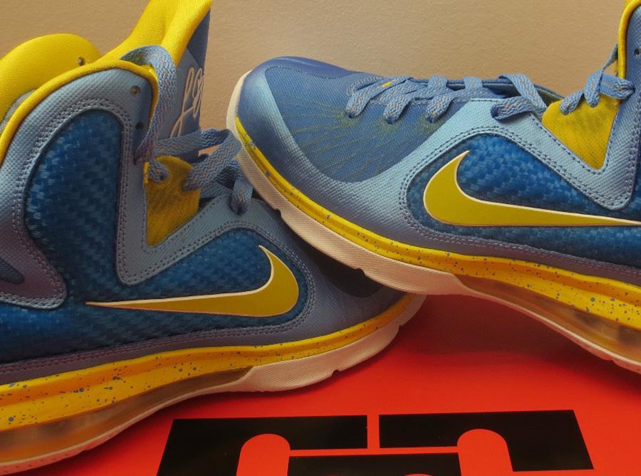 newest 79fe9 c2588 Nike LeBron 9 – Swin Cash PE on eBay