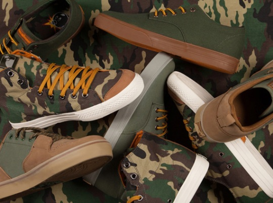 The Hundreds Footwear – Spring 2013 Delivery Two