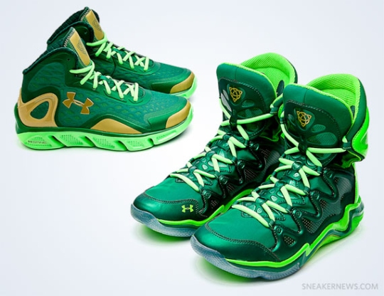 Under Armour Basketball – St. Patrick's Day Pack