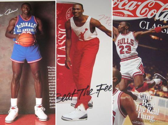 9f7c7d205628e8 Vintage Michael Jordan Ad Posters - SneakerNews.com