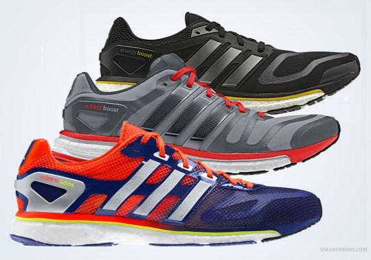 adidas Boston Marathon Collection