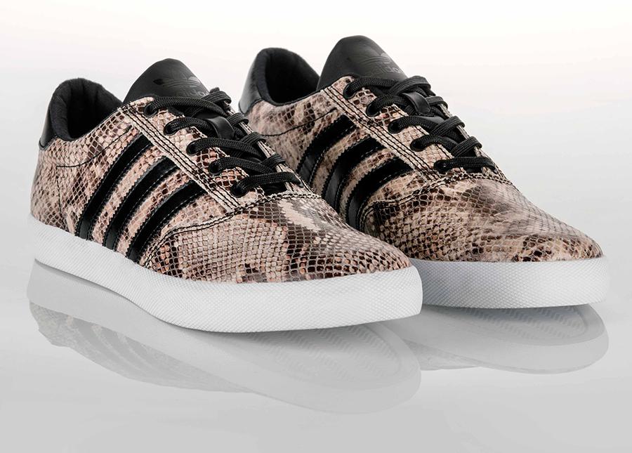 Adidas Originals Adi Mc Low Quot Snake Skin Quot Sneakernews Com