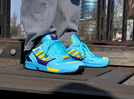 Adidas Di Torsione Zx 8000 E Aqua 0h5Bn6V3jd