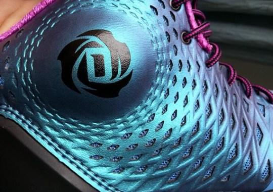 """adidas Rose 3.5 """"Iridescent"""" – Blue – Purple"""