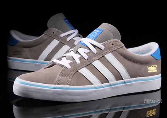 "adidas Skateboarding Americana Vin ""Grey Rock"""