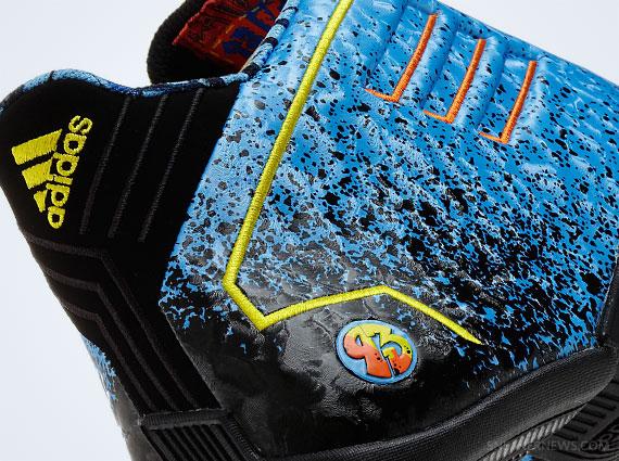 d43dd8a97efbd4 adidas T-Mac 1 - Joy Blue - Orange - Yellow - SneakerNews.com