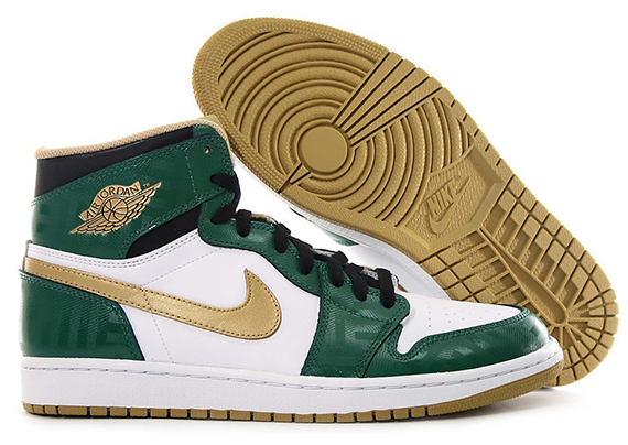 "Air Jordan 1 ""Celtics"" - Release Reminder"
