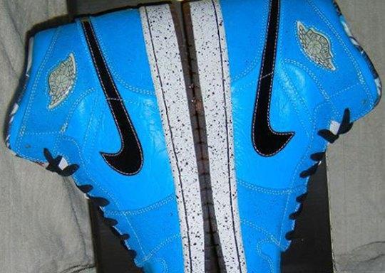 """Air Jordan 1 High """"Quai 54"""""""