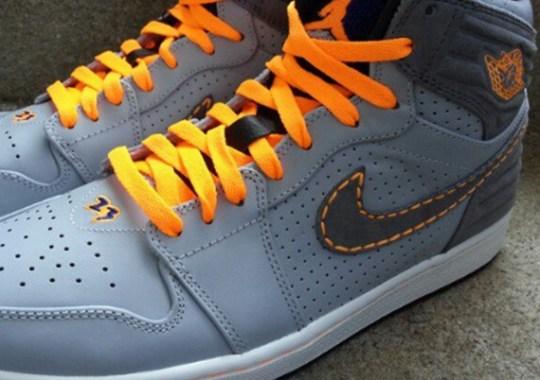 """Air Jordan 1 Retro '93 """"Bright Citrus"""" – Release Date"""