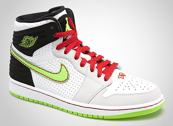 sports shoes 16bb1 1ef16 ... norway just yesterday we showed you a pretty interesting sample of the black  green red air