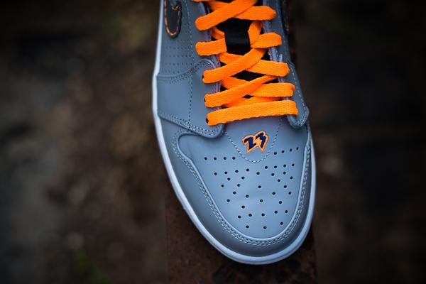 buy popular 2e627 ab79b Air Jordan 1 Retro  93. Wolf Grey Cool Grey-Bright Citrus-Deep Royal Blue  580514-045 05 04 13  130. Advertisement