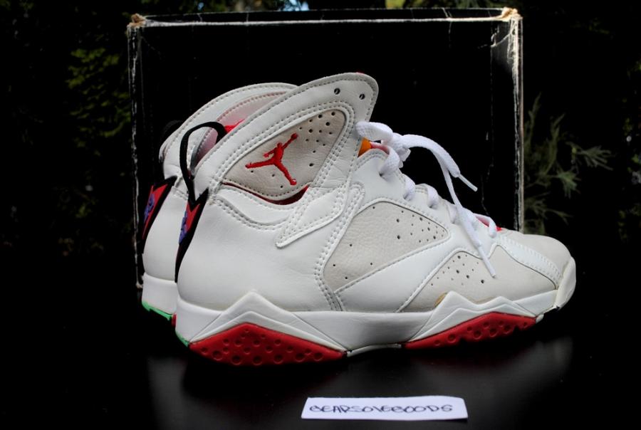 """Air Jordan VII """"Hare"""" – OG Shoes & Apparel Lot on eBay"""