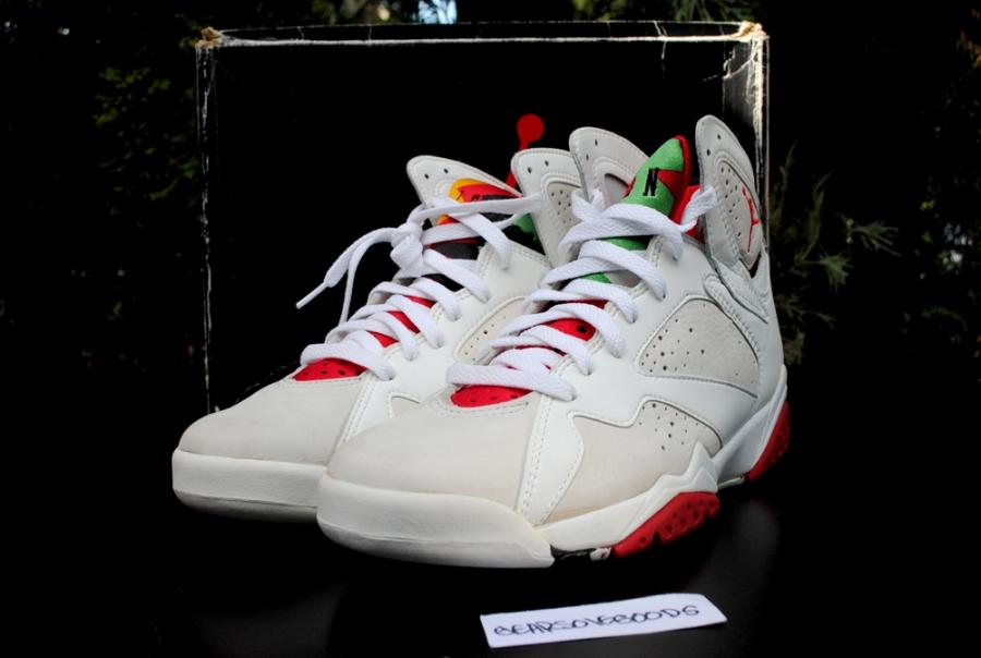 4058e9de4b2 Air Jordan VII