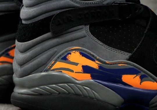 "Air Jordan VIII ""Suns"" – Release Date"