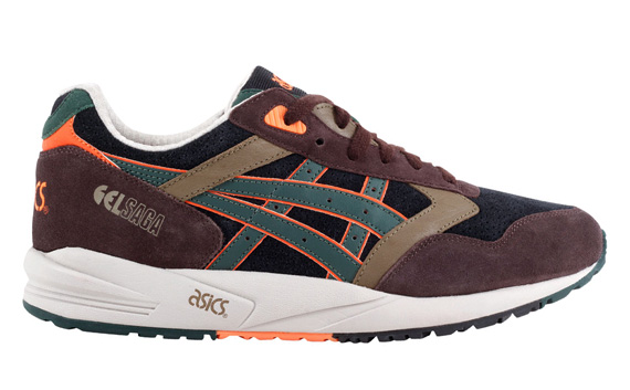 Check out the images after the jump and pick up a pre-order on this Asics  Gel Saga pair now from Inflammable. 3ce673dd1