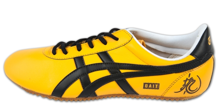 low priced 5289c 5f7a5 Bruce Lee Foundation x BAIT x Asics Onitsuka Tiger ...