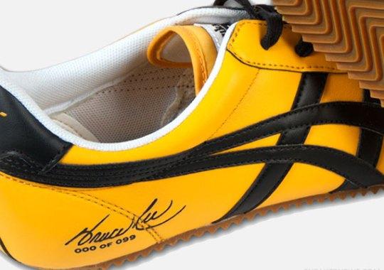 Bruce Lee Foundation x BAIT x Asics Onitsuka Tiger