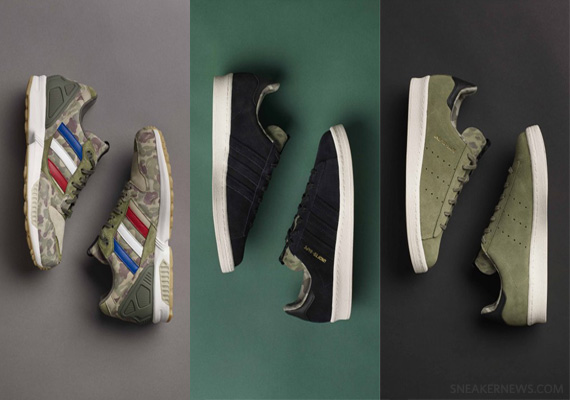 d80443875 Bape x UNDFTD x adidas Originals Consortium Collection – New Release Date