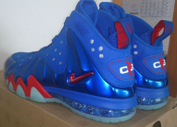 """new products 72cd0 18f2f Nike Barkley Posite Max """"Sixers"""" Energy Fire 555097-300 04 20 13"""