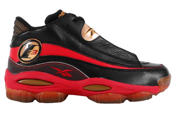 Reebok Answer DMX - Black - Red - SneakerNews.com