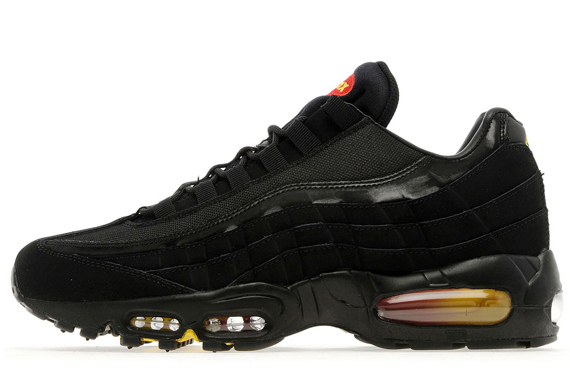 d117bcefae10 Nike Air Max 95 - Black - Yellow - Red - SneakerNews.com