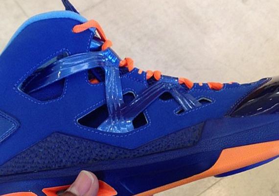 Jordan Melo m9 Blue Orange
