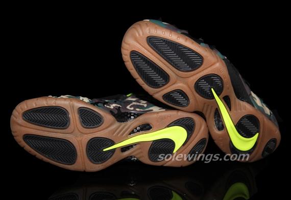 Nike Air Foamposite Pro quot Camo/Gumquot low-cost