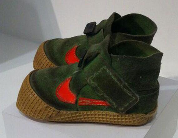 Tinker Hatfield S First Sneaker Design Sneakernews Com