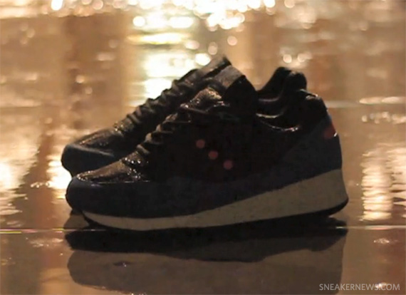 Foot Patrol x Saucony Shadow 6000 quot Only in Sohoquot Teaser Video