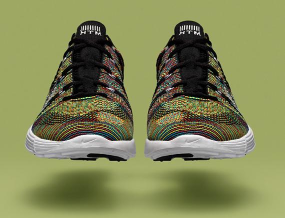 san francisco 54ca4 33bba HTM x Nike Lunar Flyknit Trainer+ - SneakerNews.com