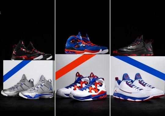 Jordan Brand 2013 Playoff PEs