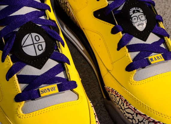 "premium selection cb67a 7b40b Jordan Son of Mars Low ""Tour Yellow"" – Arriving at Retailers"