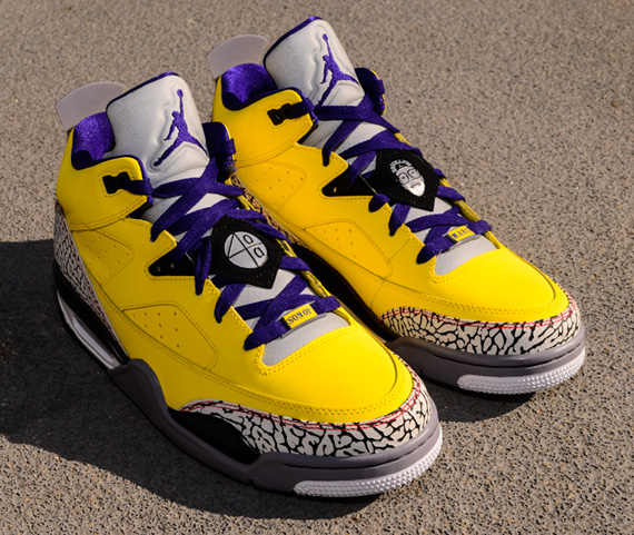 size 40 a3598 983b3 ... inexpensive jordan son of mars low tour yellow arriving at retailers  sneakernews. com cb311 504a7