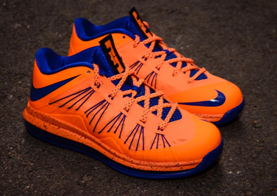 Nike LeBron X Low – ...