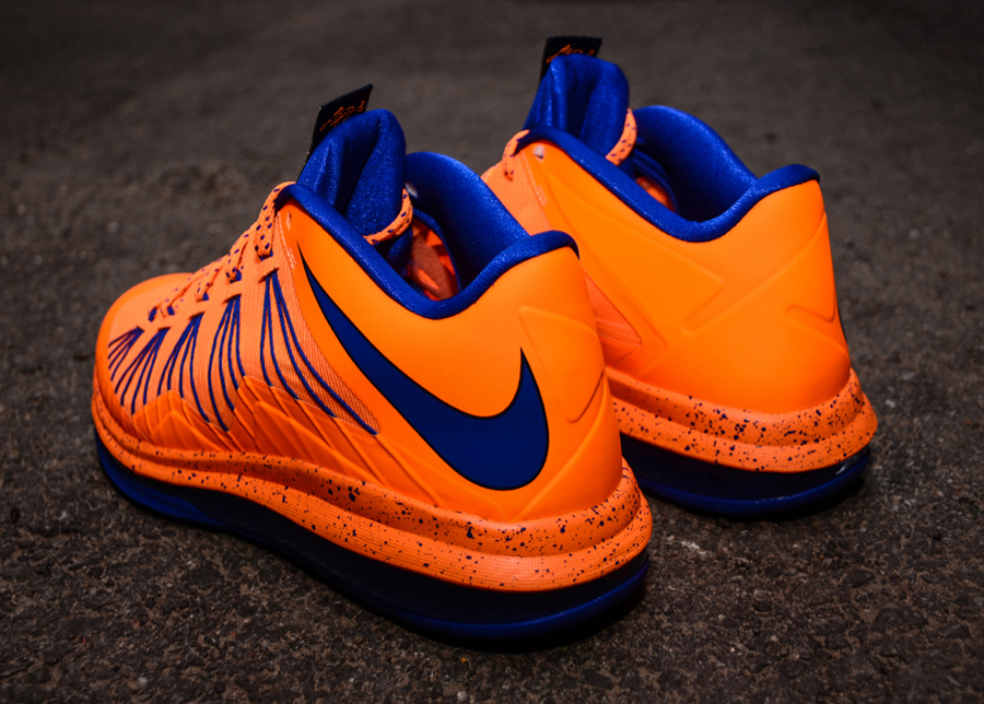 Nike LeBron X Low – Bright Citrus – Hyper Blue | Arriving at Retailers