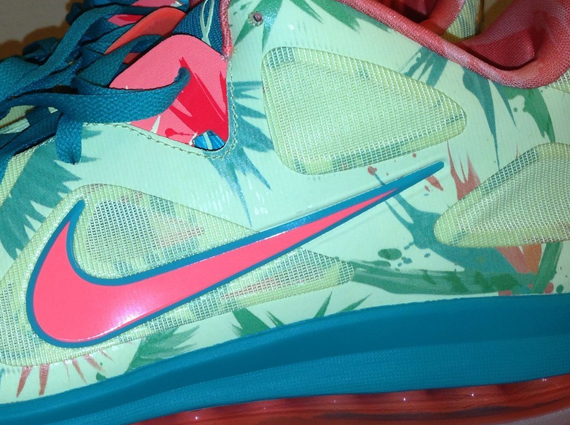 """new product 7f799 f75a1 Nike LeBron 9 Low """"LeBronold Palmer"""" on eBay"""