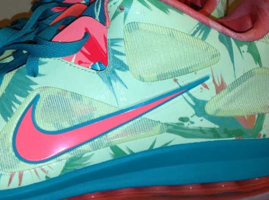 "Nike LeBron 9 Low ""LeBronold Palmer"" on eBay"