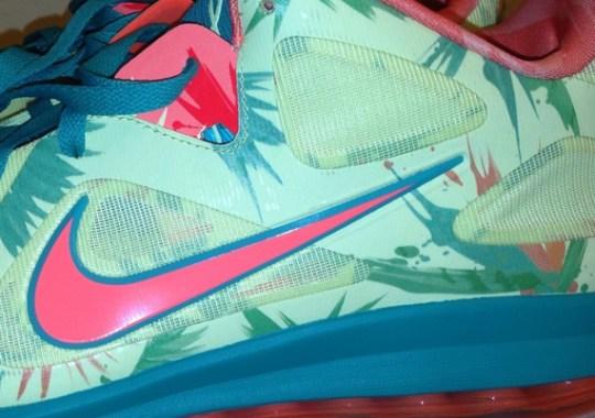 """Nike LeBron 9 Low """"LeBronold Palmer"""" on eBay"""