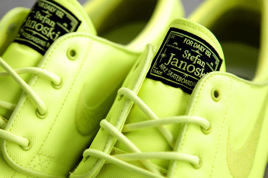 49861e50519b97 Nike Zoom Stefan Janoski Lemon Twist Lemon Twist-Black 333824-770