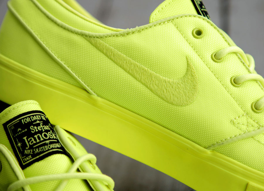 4fa61a1d3a1dd6 These tonal-volt Janoskis as well as the Digi-floral joints have kept this  powerhouse of a SB shoe atop the power rankings at Nike SB for a while