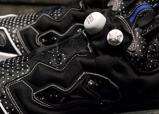 """mita sneakers x Reebok Insta Pump Fury """"Leopard Microdot"""""""
