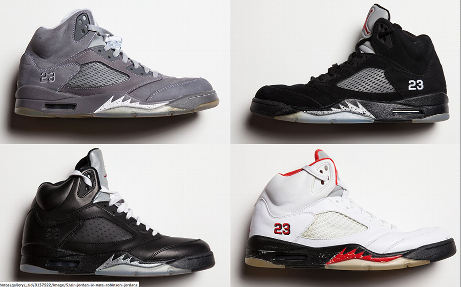 huge discount ff9d1 bb267 We know Nate s got a nice collection of Jays, but take a look at ...